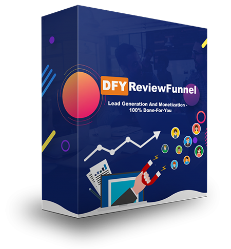 DFY REVIEW FUNNEL – COMPLETELY DONE-FOR-YOU 3-IN-1 REVIEW FUNNEL SUITE.